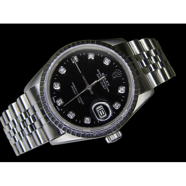 Rolex Datejust Watch Jubilee Bracelet Date Just Men Rolex
