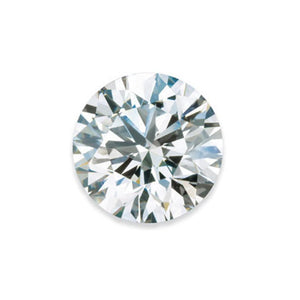 Round Brilliant Cut G Si 2.75 Carat Sparkling Loose Diamond Diamond