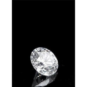 Round Cut G Si1 2.00 Carat Sparkling Loose Diamond New Diamond