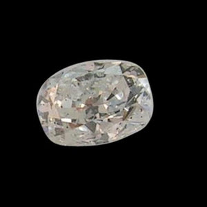 Sparkling 1.51 Carats Cushion Cut Loose Diamond Diamond