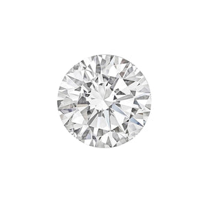 Sparkling 2.25 Carat Round Cut G Si1 Loose Diamond New Diamond