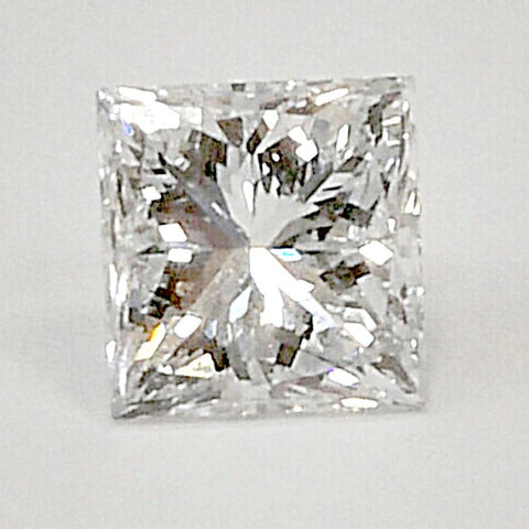 Sparkling 2.5 Carats Princess Cut Loose Diamond Diamond