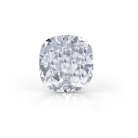 Sparkling 2.75 Carat G Si1 Cushion Cut Big Loose Diamond Diamond