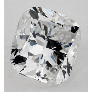 Sparkling Cushion Cut Loose Diamond G Vs2 1.65 Carats Diamond