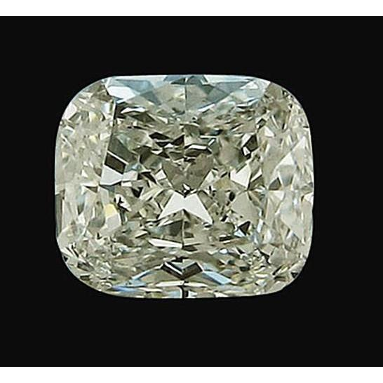 Sparkling I Si2 Cushion Cut Loose Diamond 1.25 Carats Loose Cushion Diamond Diamond
