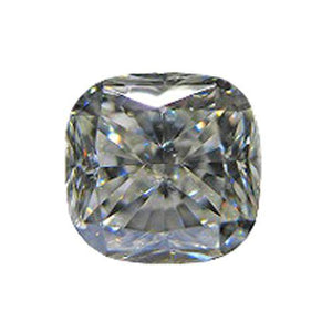 Sparkling Loose Cushion Cut Diamond G Si1 2.51 Carat Diamond