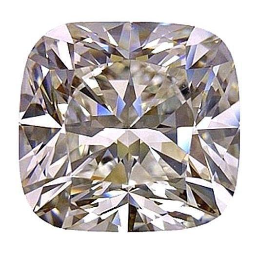 Sparkling Loose Diamond Cushion Cut Loose 1.35 Carat Diamond