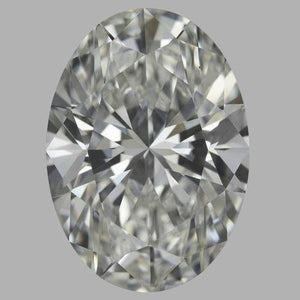 Sparkling Oval Cut Big 3.50 Carat G Si1 Loose Diamond New Diamond
