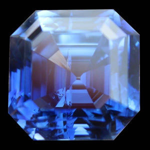 Tanzanite Natural Aaa Loose 5 Carat Asscher Cut Tanzanite Gemstone Gemstone Loose