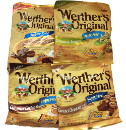 Werthers Sugar Free Candy & sweets from the USA