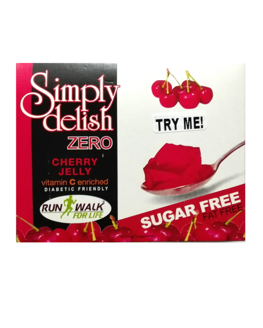 Delish Sugar Free Cherry Jelly
