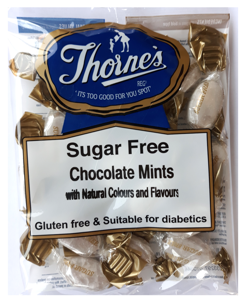 Thorne's Sugar free Chocolate Mints
