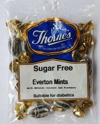 Thornes's Sugar free Everton Mints