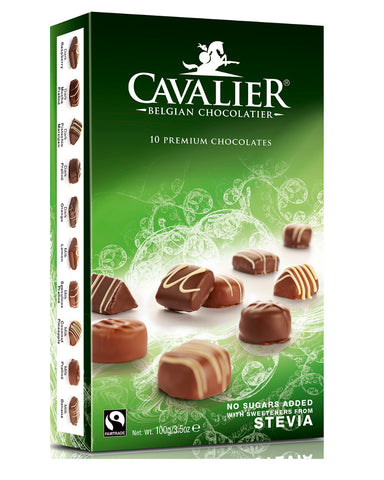 cavalier stevia chocolate - Sweets Without