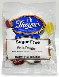 Thornes's Sugar free Fruit Drops