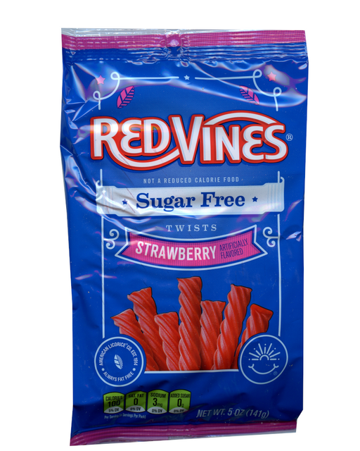 Sugar Free Red Vines
