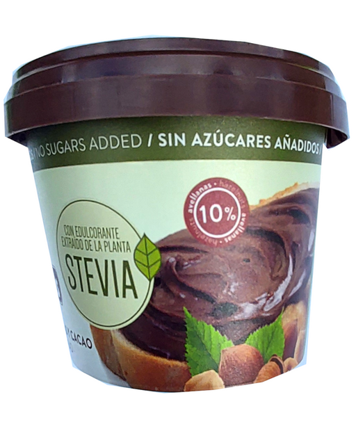 Torras Stevia Chocolate & Hazelnut Spead