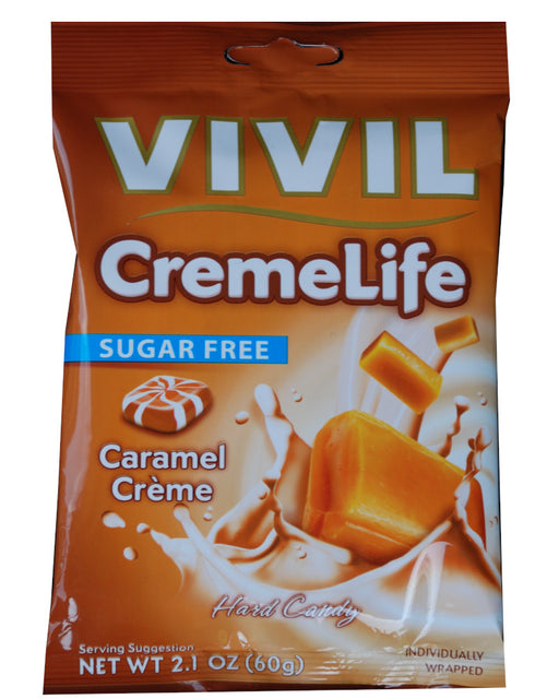 Vivil Sugar free Caramel cream