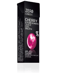 Zero Candies  Cherry and Pomegranate