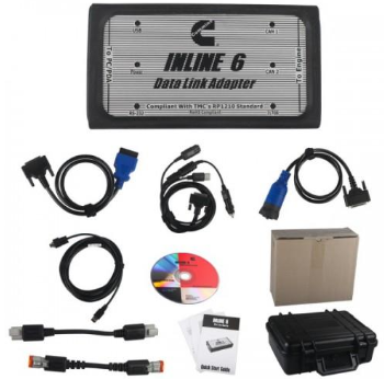 INLINE 6 Data Link Adapter Diagnostic Tool