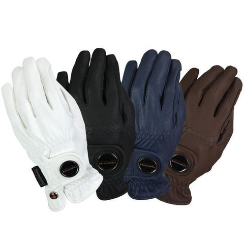 Haukeschmidt A Touch of Class Riding Glove - Haukeschmidt - Equitain