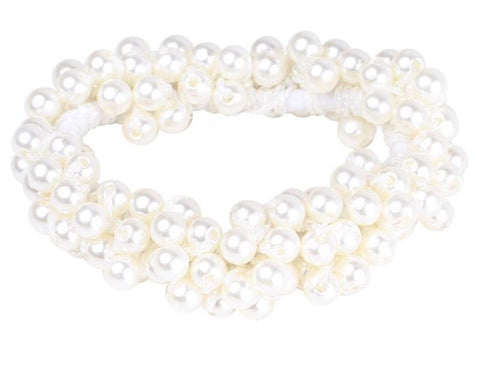 SD-Design Pearl Collection Scrunchie - SD-Design - Equitain
