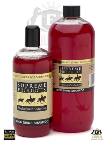 Supreme Products High Shine Shampoo - Supreme Products - Equitain