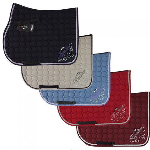 Equiline Elisa Saddle Cloth - Equiline - Equitain