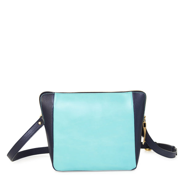 70cbbe36bacd  05 Turquoise   navy blue small cross-body bag