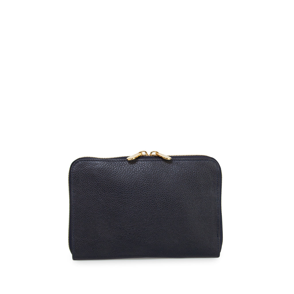 SAMPLE #11 Navy blue large wallet