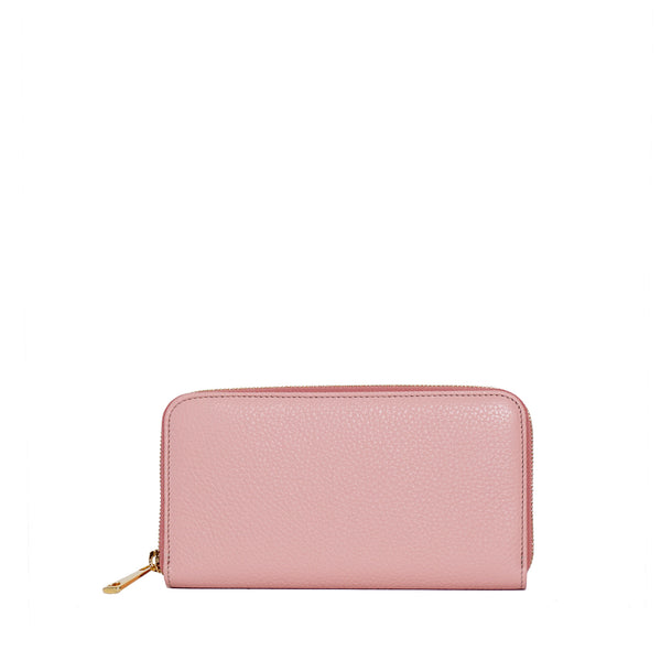 #24 Soft pink wallet