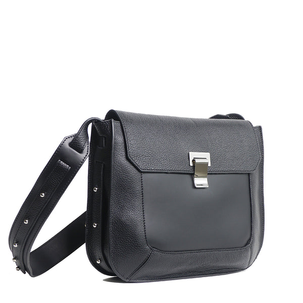 #31 Black shoulder bag
