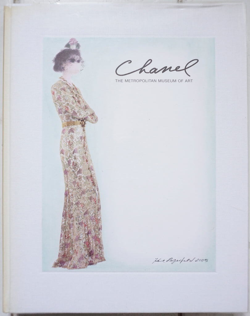CHANEL, the metropolitan museum of art