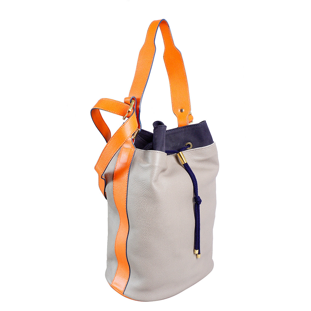 SAMPLE bucket bag