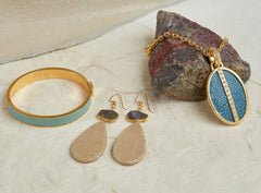 Shagreen Jewelry