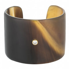 Honey cuff single crystal