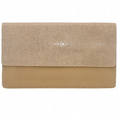 BEA Envelope Wallet-Tan/Putty