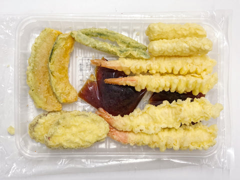 Tempura Set (Ready-to-heat!) / 冷凍天ぷら