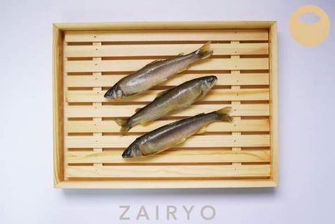 [Air-flown Only] Fresh Ayu (Sashimi Grade, Pack of 3) / 鮎 / (Sweet Fish)