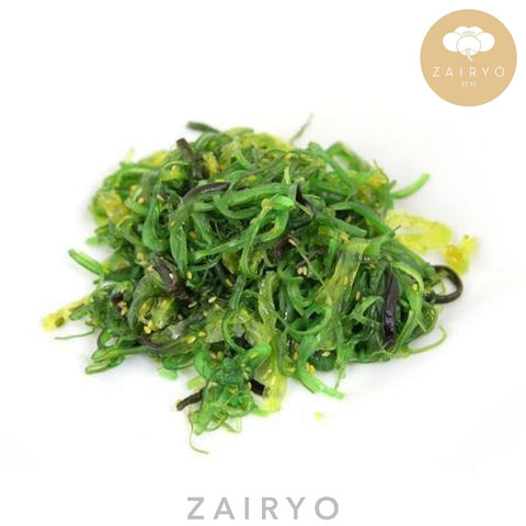 Chuka Wakame / Seasoned Sesame Seaweed Salad / ちゅかわかめ