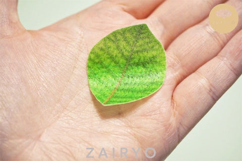 Edible Faux Leaf