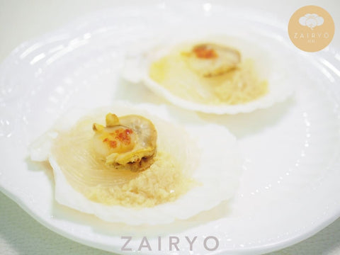 [FESTIVE PROMO] Garlic Scallop on Shell / 帆立ニンニク