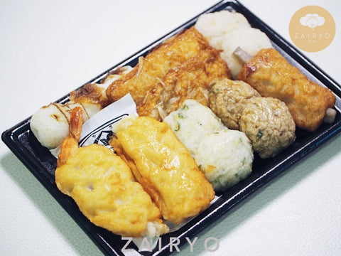 Fresh Oden Set (Air-flown Only) / 新鮮おでんセット