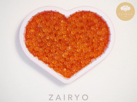 Heart Ikura / ハートいくら丼 / (Salmon Roe in heart-shaped box)