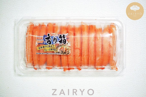 Imitation Snow Crab Legs (Domestic Produce!) Surimi / ずわい蟹蟹かまぼこ