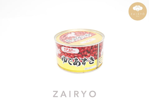 Kanpee Yude Azuki / あずき / (Red Bean Ice Cream Topping)