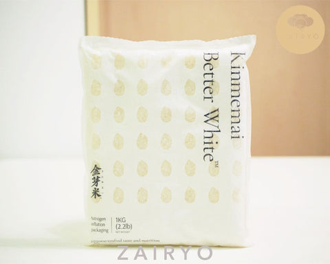 Kinmemai Better White Rice (Rinse Free) /  金芽米無洗米