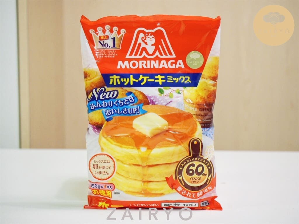 Morinaga Pancake (Hotcake) Mix / Batter Breadcrumb And Flour
