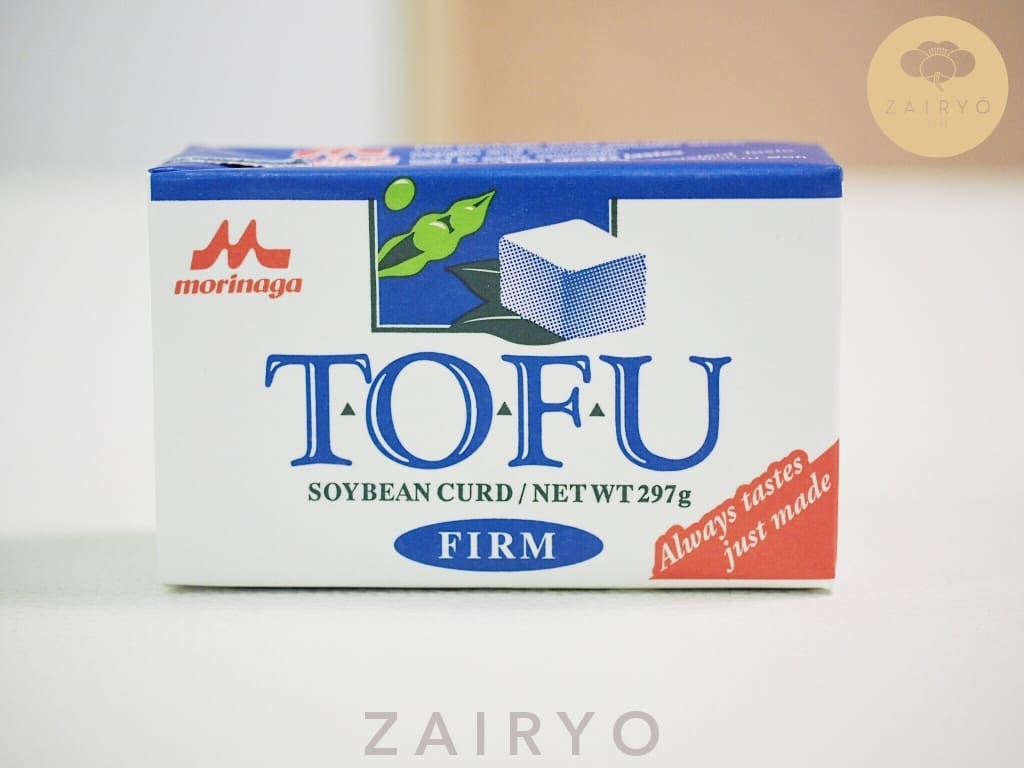 Morinaga Tofu (Firm) / Vegetables