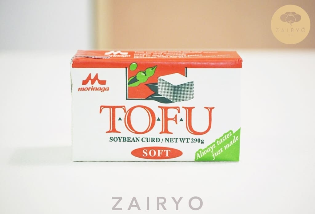 Morinaga Tofu (Soft Silken) / Vegetables